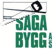 Saga Bygg logo