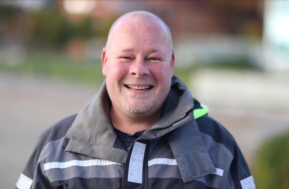 Jarle Holseter ønsker å få til samtalegrupper i Tysvær. Foto: Privat