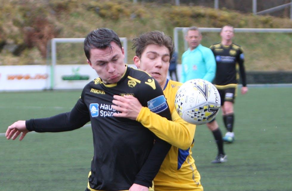 Marco PAssera bør være bankers på laget i kveld. Foto: Alf-Einar Kvalavåg
