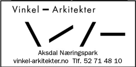 Vinkel – Arkitekter