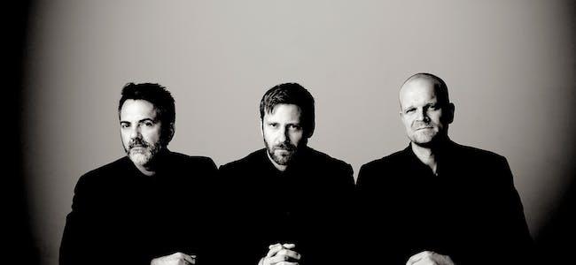 Andreas Bye, Espen Eriksen og Lars Tormod Jenset er Espen Eriksen Trio.