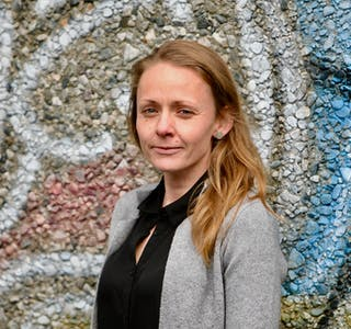 Mariann Eintveit Lie bekrefter at en ny person er smittet i Tysvær. Foto: Alf-Einar Kvalavåg