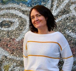Irene Krystad, seksjonsleder fysio-/ergoterapi og friskliv. Foto: Alf-Einar Kvalavåg
