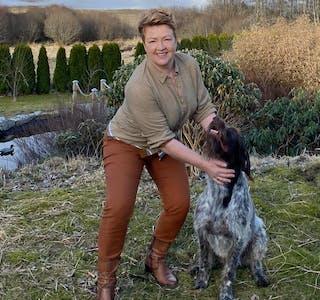 Leder for Demokratene i Rogaland er Tina Sparchholz