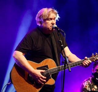 Jørn Hoel leverte en solid konsert i Tysværtunet. Foto: Alf-Einar Kvalavåg