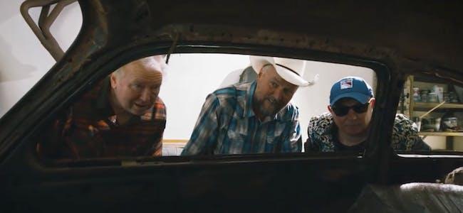 Denne vekas BlirBra produksjon er countrybandet HOWDYs musikkvideo til låta Mercury Blues.