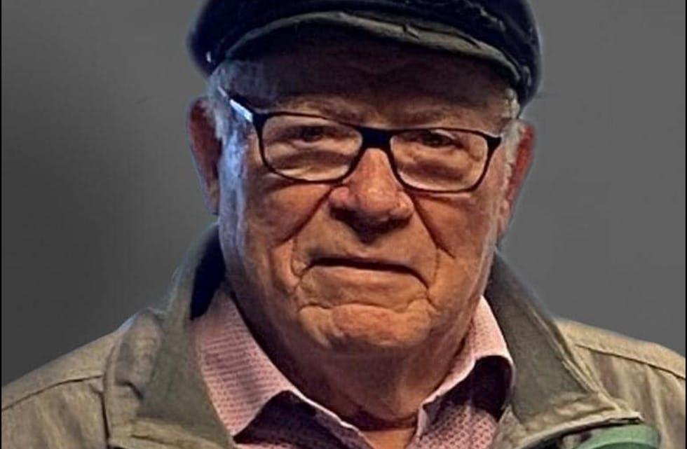 Rolf Wee døde i dag. Foto: Privat