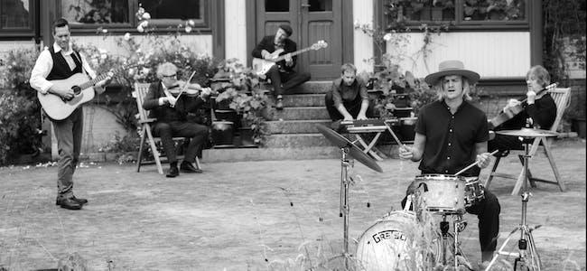 Vamp er ute med sitt 13. studioalbum. FOTO: Kim Edgar Bachel