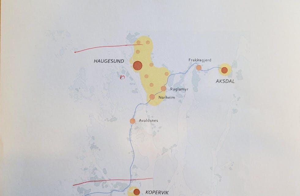 – Dette dokumentet må alle politikarane i Tysvær lese svært godt. Det kan få store konsekvensar for Tysvær, seier Ola S. Apeland (H) og Steinar Høyvik (Krf).