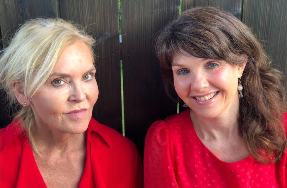Anne Vada, sang og Dina Førland, tangenter beveger seg i ulike genre.