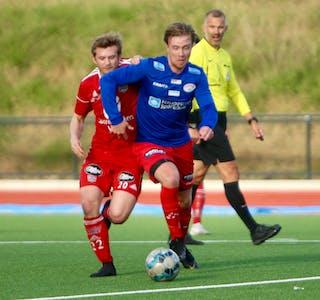 Erik Frøyland scoret et av målene mot Kolnes. Arkivfoto: Alf-Einar Kvalavåg