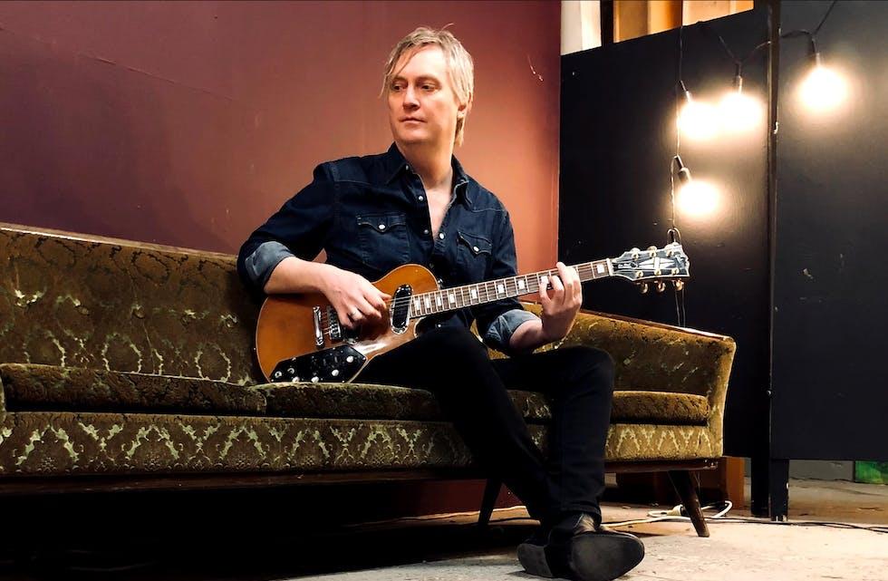 Kjell Harald Litangen har brukt pandemipausen godt og har gitt ut to soloalbum.